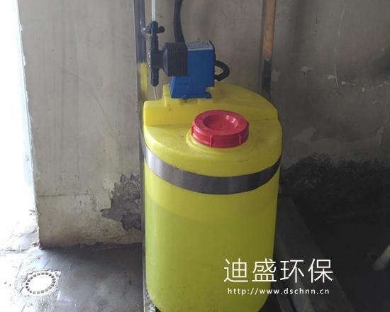 鄒城給水消毒設備