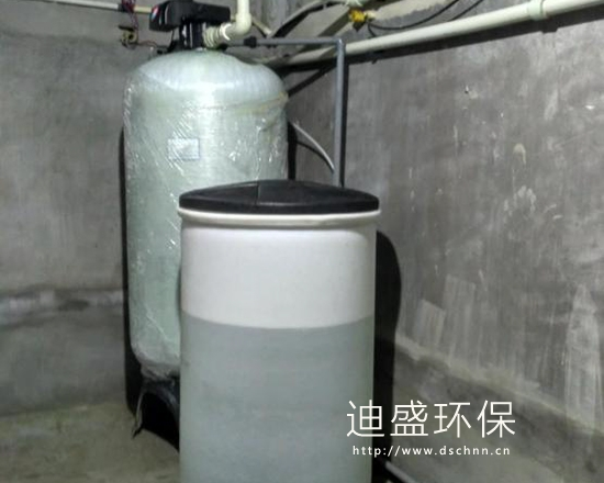 鄒城煙臺食品公司10T食品級軟水設備