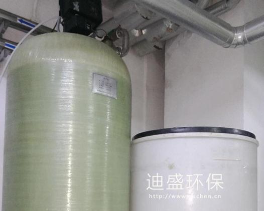 鄒城開發區喜來登酒店軟化水設備
