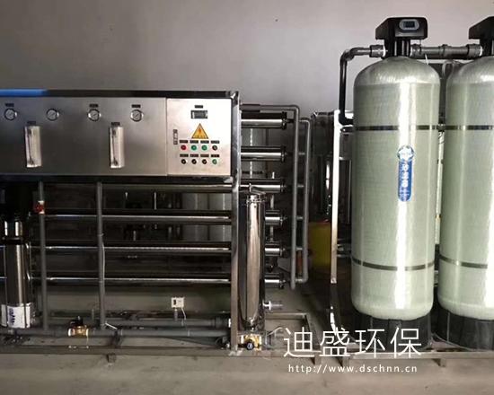 鄒城3噸反滲透純水設備