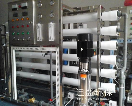 鄒城工業/電子超純水設備
