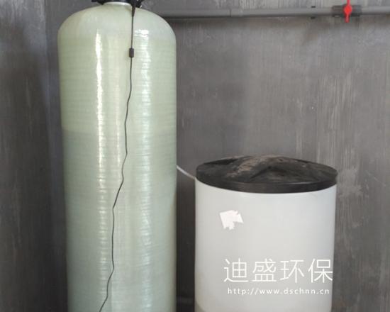 鄒城四噸軟化水設備