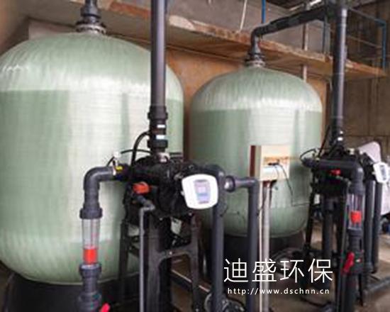鄒城三十噸軟化水設備
