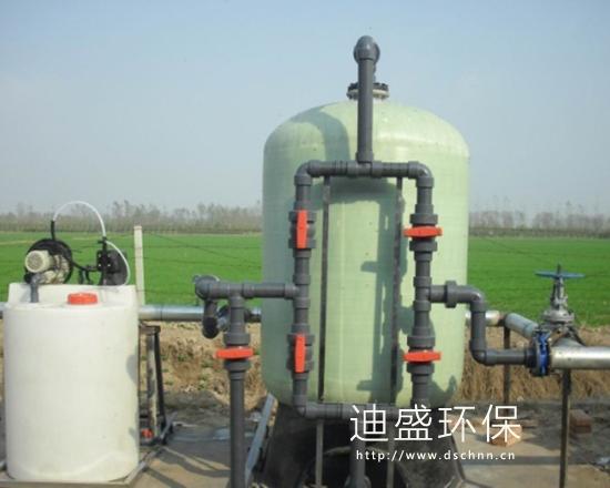 鄒城井水過濾加氯設備