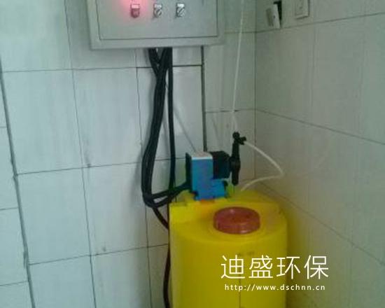 鄒城地下水加氯消毒設備