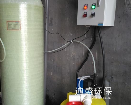鄒城水加氯消毒設備